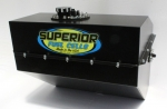30 GAL DIRT LATE MODEL / DIRT MODIFIED RACE FUEL CELL - SIDE FUEL PICK-UP